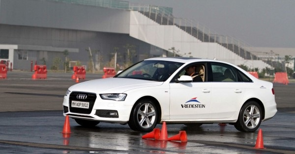Apollo-Vredestein-tyre-review-test-at-BIC-in-Audi-cars-4-600x399