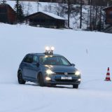 Anvelope de iarna 205/55R16 – test TCS