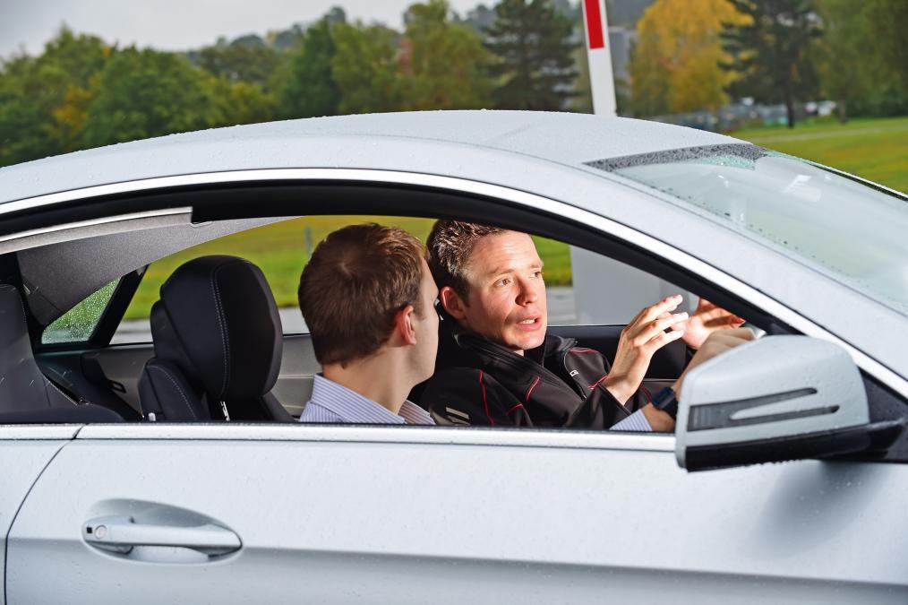 Condusul pe timp de iarna sfaturi