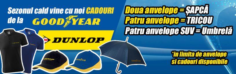 Promotie Goodyear Dunlop