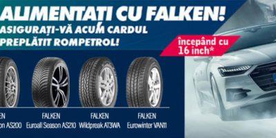 Promotie anvelope Falken de iarna si all season