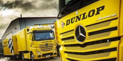 Anvelope Dunlop de camion – Performanta durabilitatii