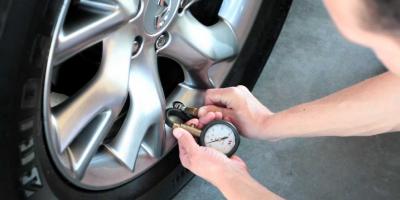 Senzori pentru monitorizarea presiunii din anvelope