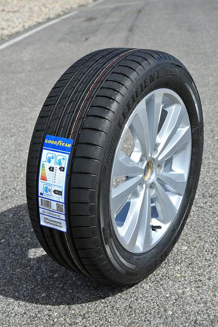 anvelope goodyear efficientgrip performance