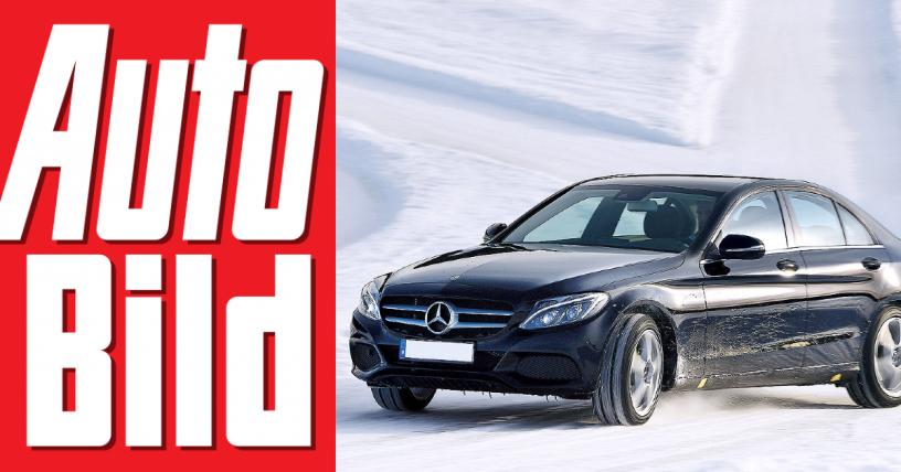 Test 2015 la anvelope de iarna cu dimensiunea 225/45R18 (Auto Bild)
