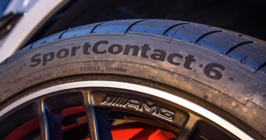 Continental Sport Contact 6