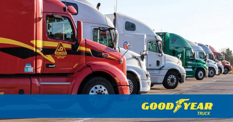 Anvelopele pentru camioane Goodyear