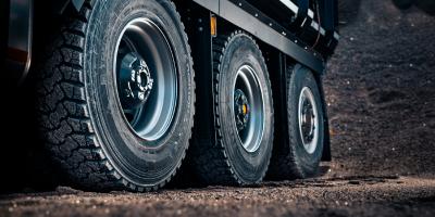 Cum se valideaza performanta unei anvelope de camion
