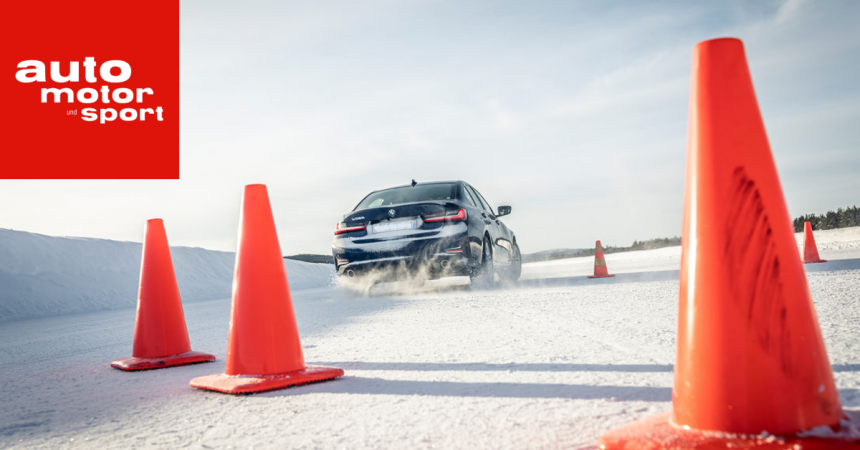 Test 2020 anvelope iarna 225/50 R17 - AMS