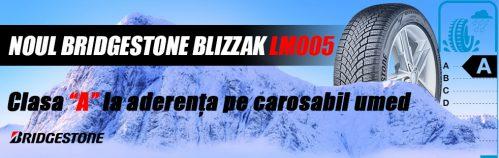 Anvelope de iarna Bridgestone Blizzak LM005