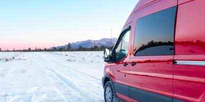 Anvelope iarna autoutilitare - TOP 5 2020