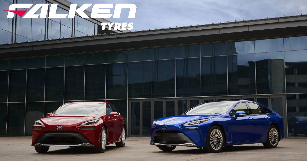 Falken-AZENIS-FK510-echipeaza-noua-Toyota-Mirai-1