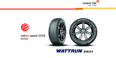 Nou pe AnvelopeMAG - Kumho Wattrun VS31