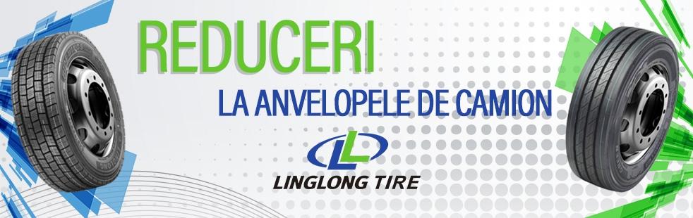 Oferta anvelope de camioane Linglong